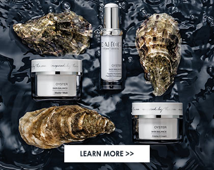 Oyster Skincare for Combination Skin