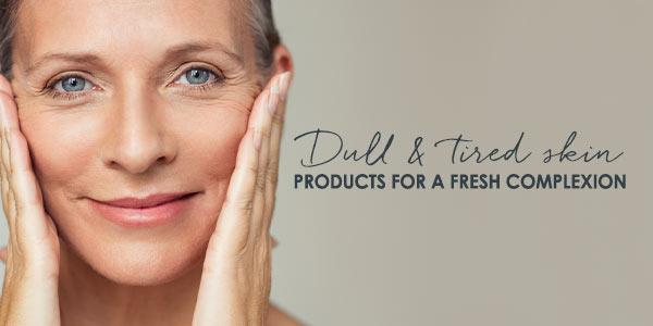 How to fix dull skin?