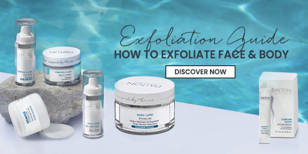 How to exfoliate Face & Body