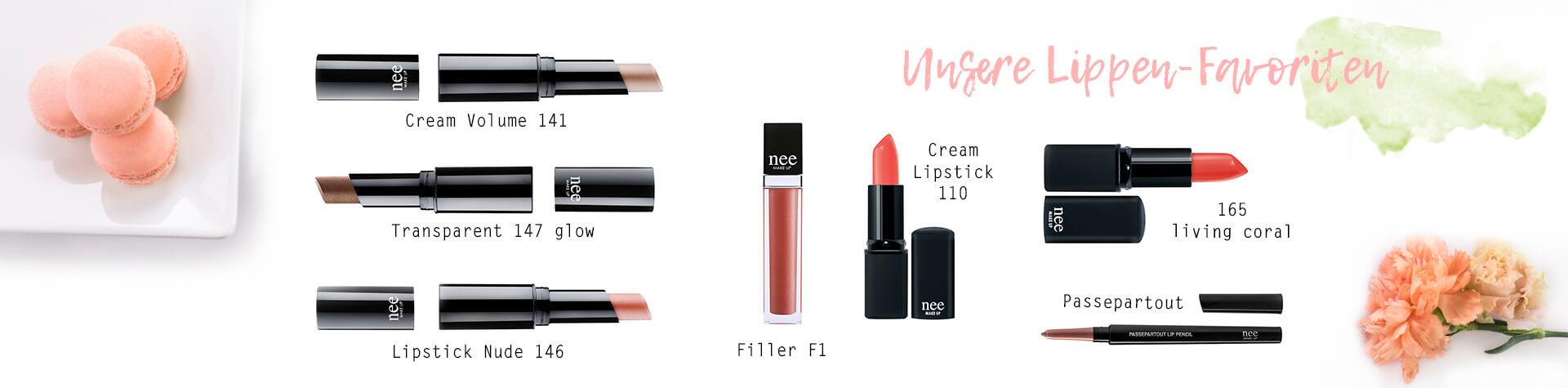 Lippen-Favoriten