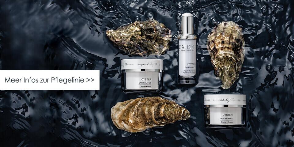 Oyster Skin Balance Gesichtspflege