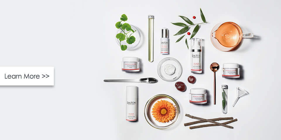 Skin care for couperose