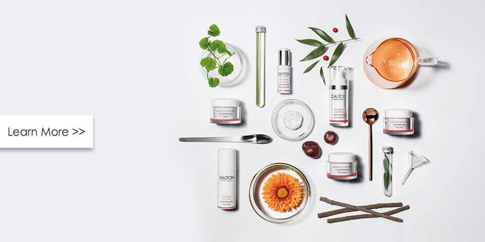 Skincare for redness & couperose