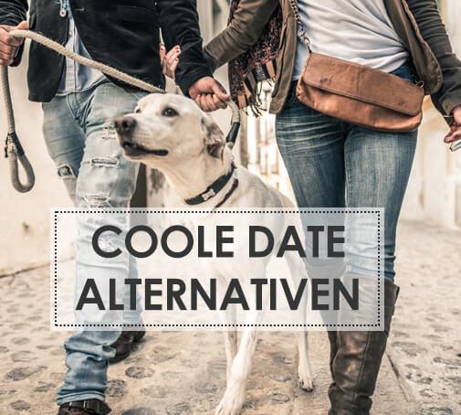 Coole Date Alternativen für Nichtromantiker