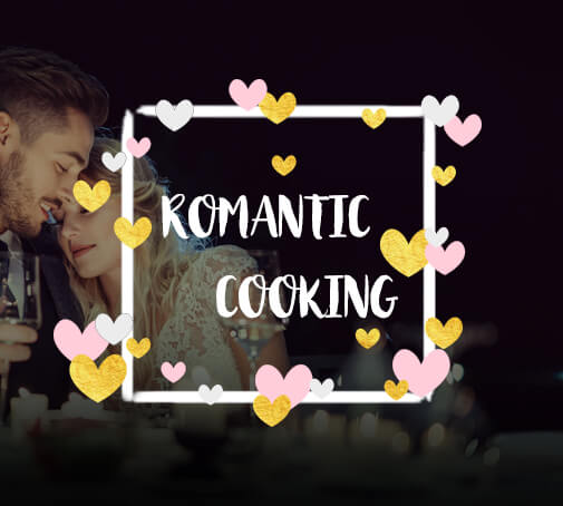 Gemeinsam kochen - Rezept für romantisches Dinner
