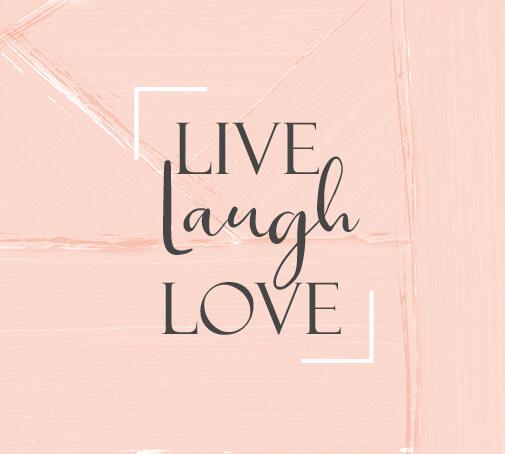 Themenwelt Live, laugh, love - der perfekte Valentinstag