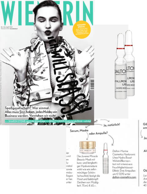 Anti-Aging Moisturizing Ampoules to boost Skin Hyxdration