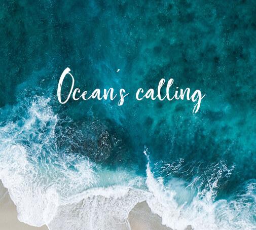 Entdecke die Themenwelt Ocean's calling - Ab in die Sonne mit den richtigen Pflegeprodukten