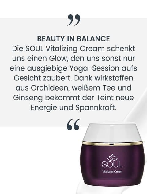 SOUL Vitalizing Cream