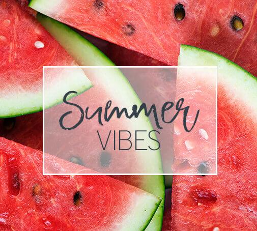Entdecke die Themenwelt im August - Der Frischekick für die Haut im Sommer