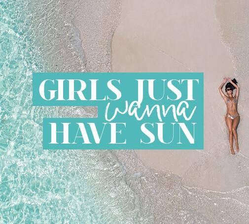 DALTON Stories Girls just wanna have sun