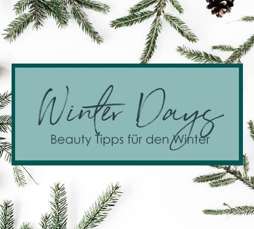Dalton Beauty Tipps für den Winter