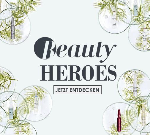 Beauty Heroes Ampullen für das Gesicht