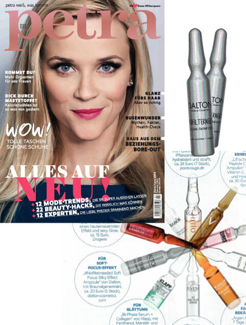 #nofilterneeded Ampoule for flawless skin
