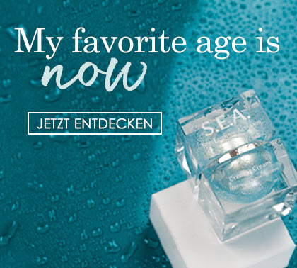 My favorite age is now