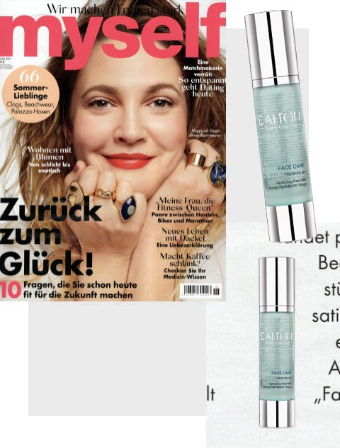 On-the-Go Facial Spray for Tired Skin