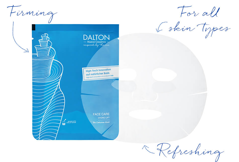 Moisturizing Cellulose Mask