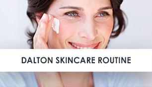 DALTON Skincare Routine