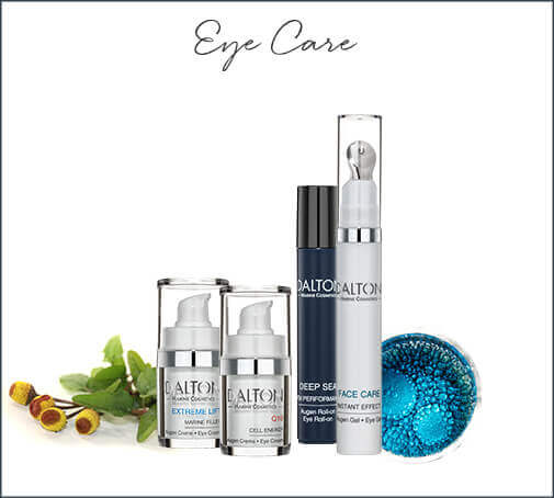 skincare routine eye care