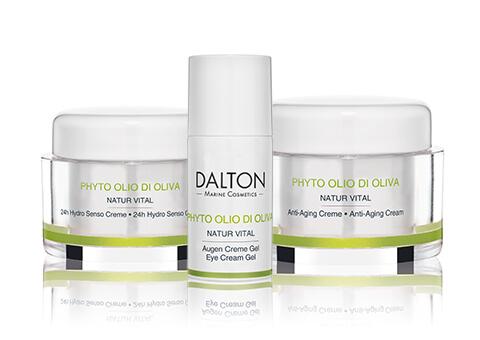 Pflegeprodukte für junge Haut mit Olivenöl
