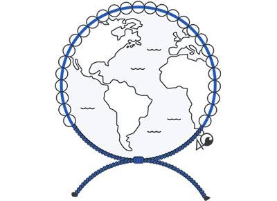 4Ocean bracelet for cleaner oceans