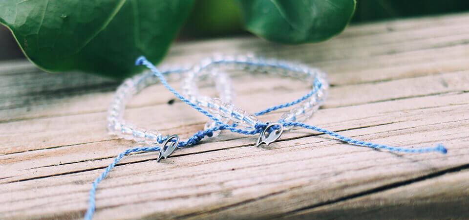 4Ocean bracelet for a good cause