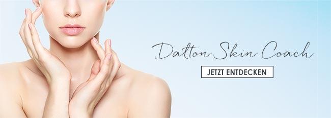 Dalton Hauttypberater für die passende Pflege von jedem Hauttypen