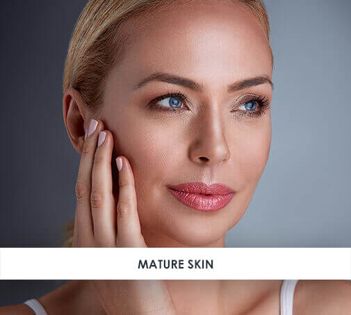 Mature, Demanding Skin