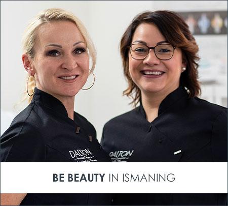 DALTON Kosmetikerinnen Andrea Katzlmair und Eva-Maria Brückner  im Interview