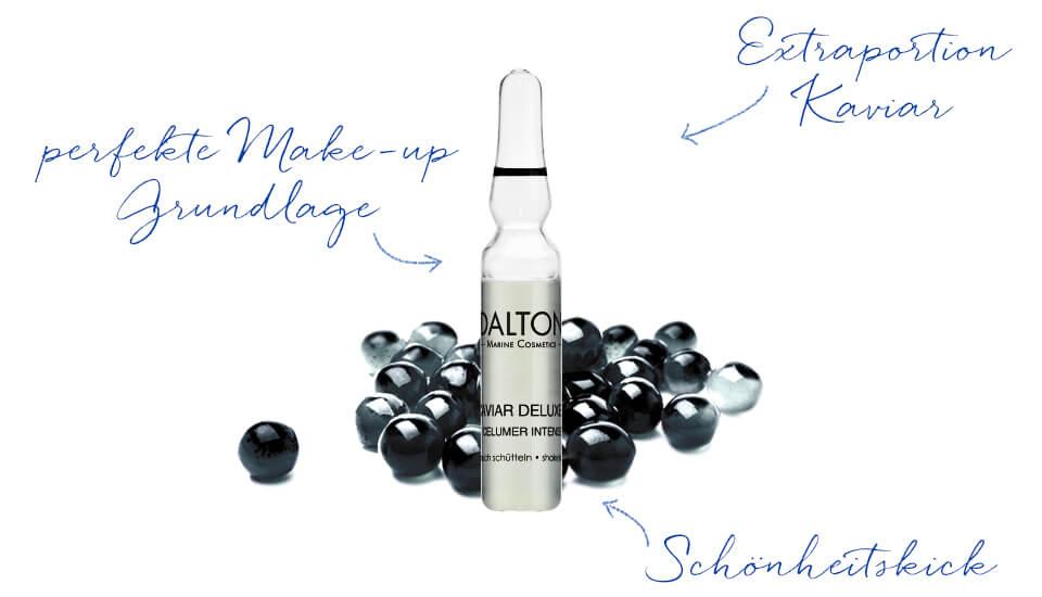 Caviar Deluxe Anti-Aging Ampulle für ebenmäßige Haut
