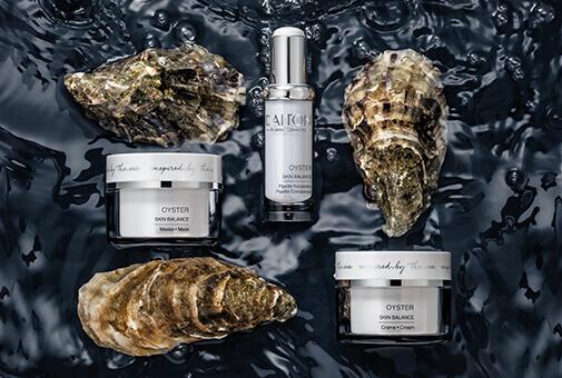 Oyster Anti-Aging Gesichtspflege für Mischhaut