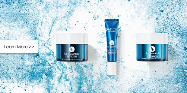 Protect young skin against blue light and pollution