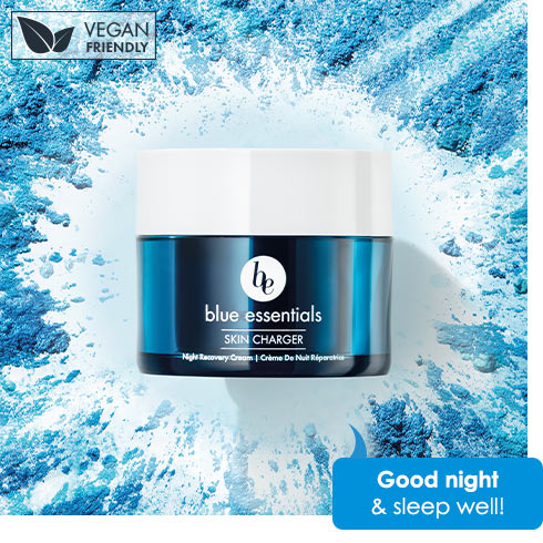 Night cream to prevent oxidative stress and premature skin aging