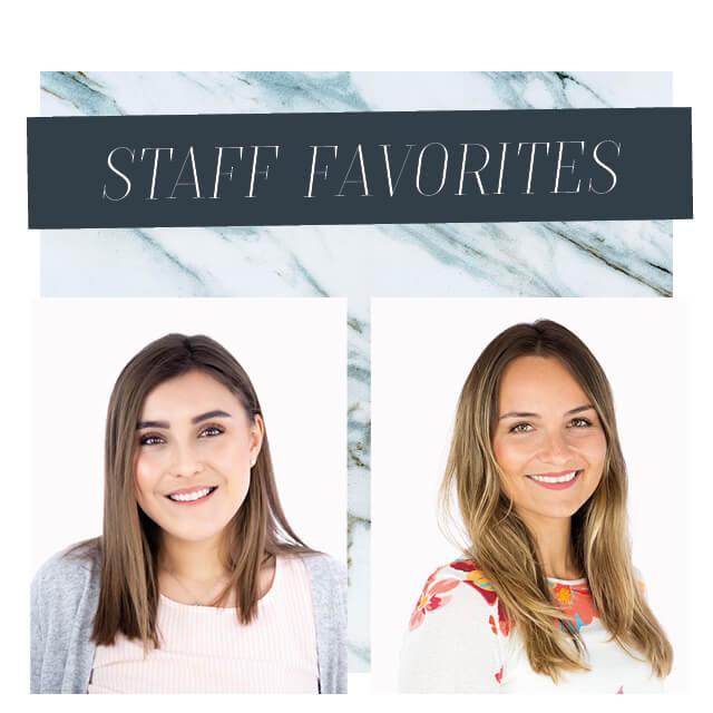 Dalton Staff Favorites