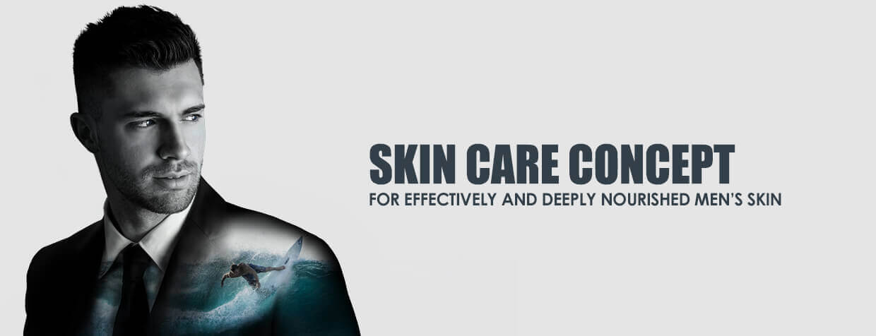 Deep Sea Men Care Overview
