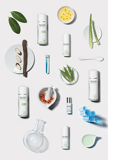 Skincare for oily skin with pimples and dry skin with pimples
