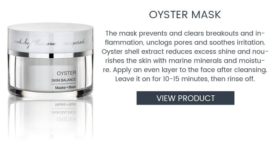 Anti-inflammatory anti-pimple mask to combat blemishes