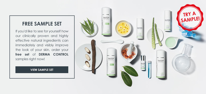 Skincare - Acne samples