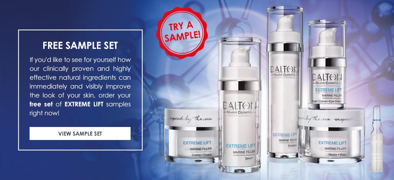 Extreme Lift Anti Wrinkle samples