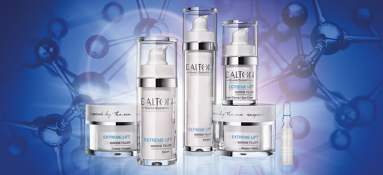 Extreme Lift skincare line for lifting skin