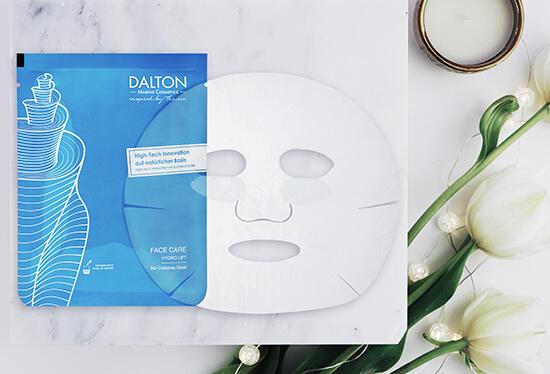 Anti-Aging Tuchmaske für sichtbar weniger Falten am Tag der Hochzeit
