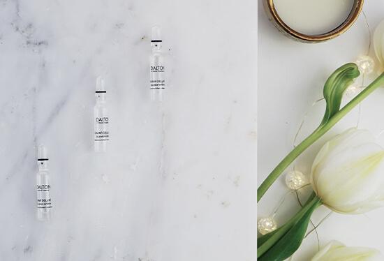 Hochzeitstipps: Kaviar Ampulle für ein long-lasting Make-up