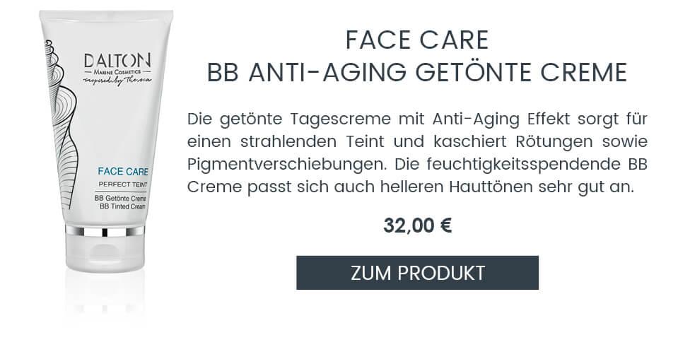 Getönte BB Tagescreme mit Anti-Aging Effekt