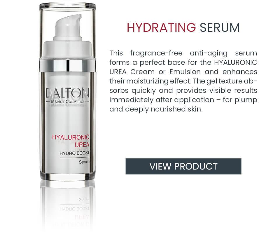 HYALURONIC UREA hydrating skincare – anti-aging serum