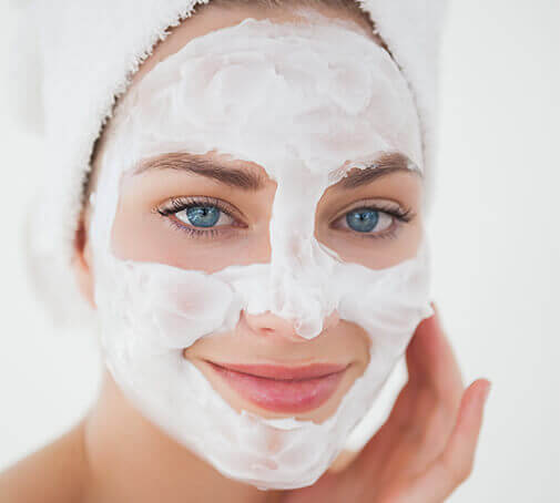 Find a mask for acne-prone skin