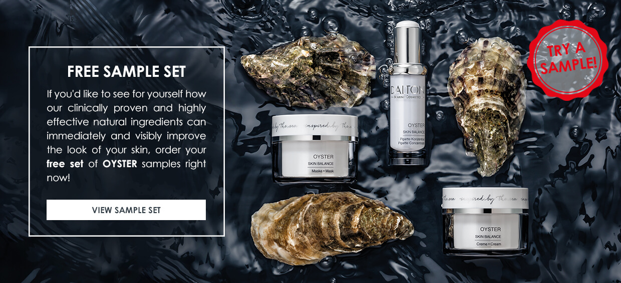 Anti-Aging Product Samples for Combination Skin