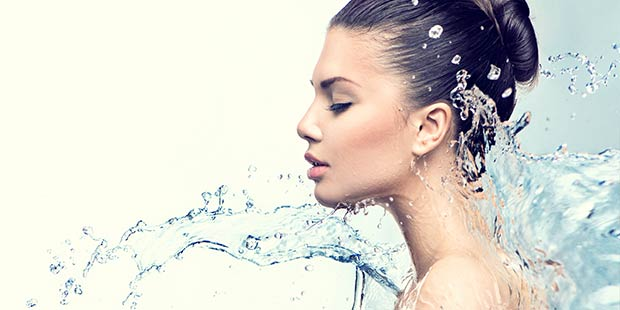 Protection against free radicals for young skin