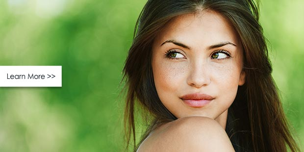 Vegetarian products for young skin