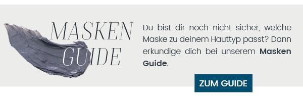 Dalton Pflegeritual Masken Guide