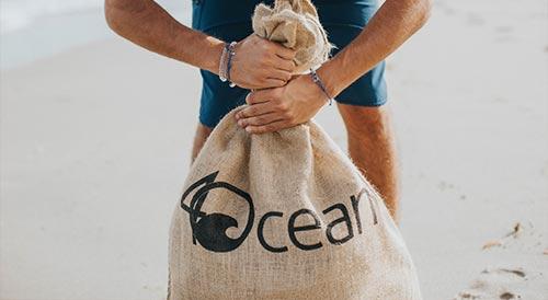 Fight Ocean Plastics with DALTON and 4Ocean